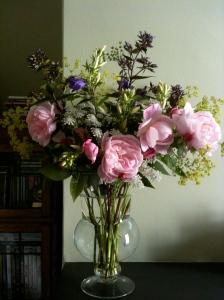 #britishflowers - cut from my garden