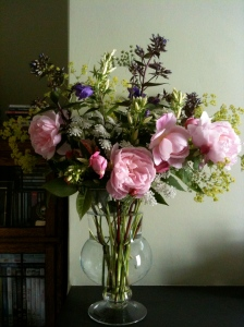 #britishflowers - cut from my garden
